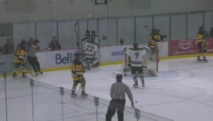 HIGHLIGHTS: Game 1 Midget Wheat Kings vs Wild – March 21