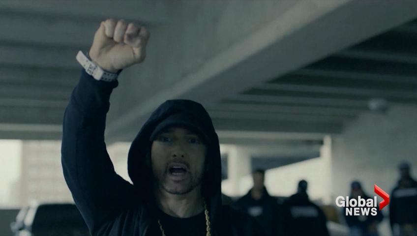 Eminem on bet cypher woodbridge favorites off-track betting south