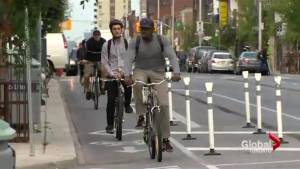 Bike lanes on Bloor hurting business: store owners (02:24)