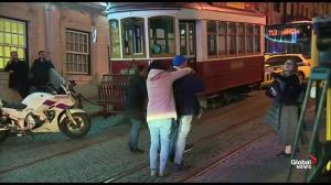 28 people injured in tram crash in Lisbon, Portugal