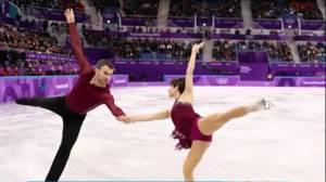 Radford gold highlights Canadian pride