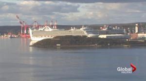 Halifax gearing up for record-breaking cruise ship season