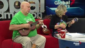 Edmonton celebrates World Ukuele Day