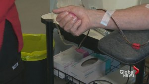 Canadian Blood Services makes it easier for older Canadians to donate