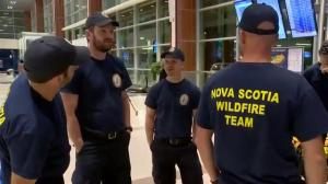 Nova Scotia firefighters heading to British Columbia