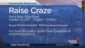 Community Events: Raise Craze