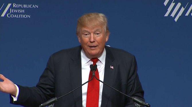 Egypt and Saudi Arabia 'hate' Donald Trump: poll