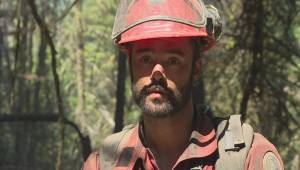 On the front lines: meet the unsung heroes of the Richter Mountain wildfire