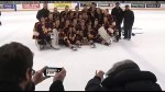 St. Peter Saints girls win another COSSA hockey crown