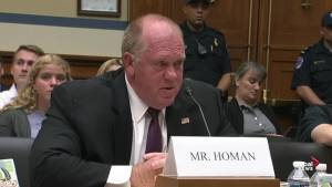 Former ICE Director Tom Homan lets out frustrations at House Oversight hearing