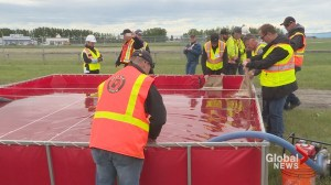 Here's what $2M in flood-prevention equipment looks like