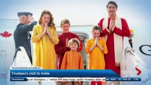 Is Justin Trudeau trying too hard in India?