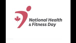National Health and Fitness Day is coming