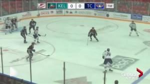 Tri-City Americans defeat Kelowna Rockets 5-3