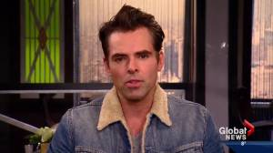 Jason Thompson on soap operas, fatherhood and the Oilers