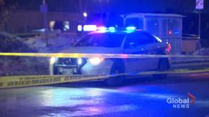Portion of Ellice Ave. closed due to 'serious incident' in Winnipeg
