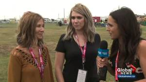 BVJ is a family affair for mother-daughter duo