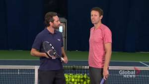 Second Serve: Tennis tips from Canadian doubles great Daniel Nestor