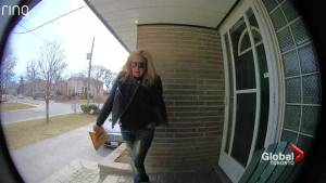 Porch Pirates: Your delivery is easy to steal (02:24)