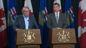 Alberta launches legal challenge over licence plate battle with Saskatchewan