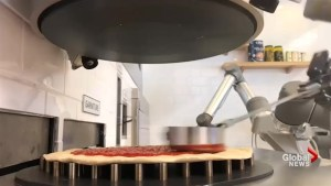 Pizza-making robot to challenge traditional pizzaiolos worldwide