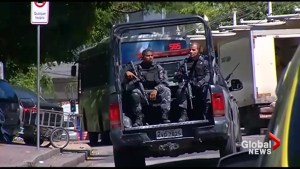 7 killed in Rio police shootout as army takeover drags on