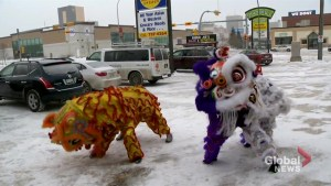 Celebrating Chinese New Year in Saskatoon