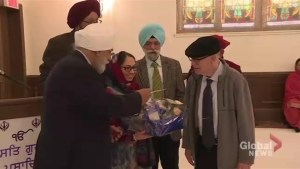 Sikh community gives back to Montreal charities