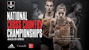 Queen's Cross-Country Gaels are hosting the U Sports National Championships on November 10 at Fort Henry