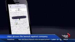 Uber facing a massive, class action lawsuit