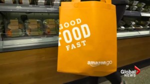 Amazon's 1st Go Store opens to the public