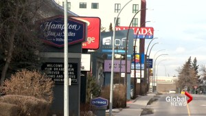 Business owners in Calgary's 'Motel Village' want name change