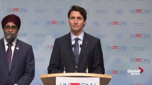Canada offers aircraft, trainers to UN peacekeeping efforts