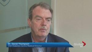 B.C. researchers explore possible cure for Type 1 Diabetes