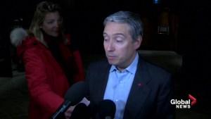 Federal politicians send condolences to Duceppe family
