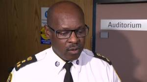 Toronto's police chief says city is ready in wake of Manchester arena attack