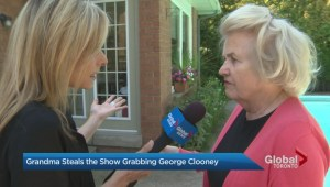 Oakville grandmother's touch goes viral