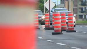 Commuters brace for traffic headaches as construction holiday ends