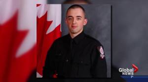 Friends Honour Slain Officer at Second Annual Woodall Cup