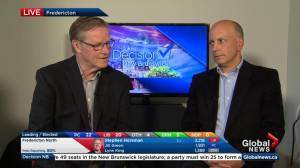 New Brunswick election: What are the options after the election?