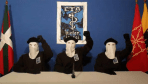 Basque separatist group ETA says its journey has ended
