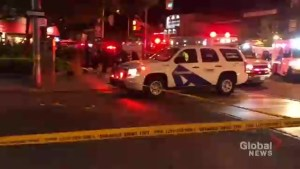 One person dead, multiple injured after shooting on Toronto's Danforth