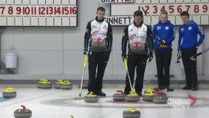 Mental health the focus at international curling event in Saint John