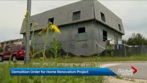 'Monster home' in Brampton to be demolished