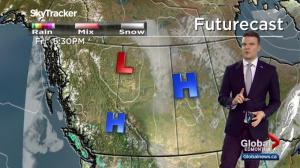 Edmonton Weather Forecast: March 29