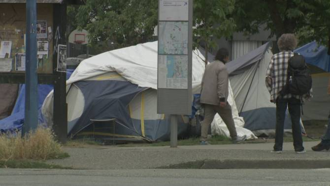 'It's a tough place to live': Vancouver mayor responds to Oppenheimer Park safety concerns