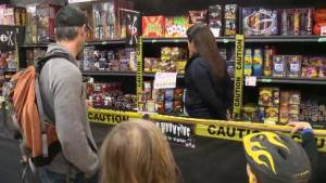 Renewed call for fireworks ban in Vancouver