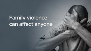 What are the myths surrounding family violence?