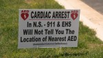 Campaign underway to raise awareness of automated external defibrillators