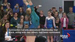 Nova Scotia gymnast Ellie Black headed for Rio 2016